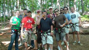 MBI Go Ape Group Shot
